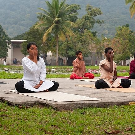 Registrations for Isha's 7-month free residential course 'Sadhanapada' now open