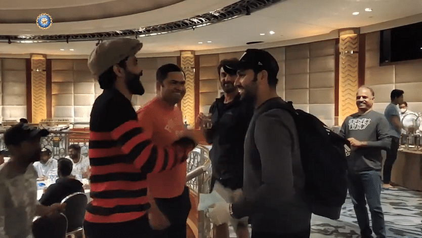 Rohit Sharma joins upbeat Indian team in Melbourne after completing 14-day quarantine
