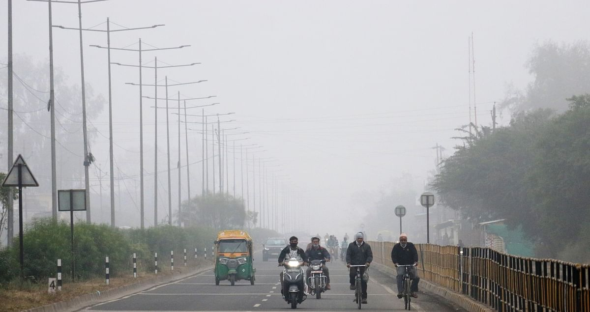 Clear skies and cold winds as Indore ushers in winter season; night temperature drops