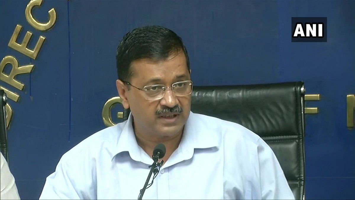 BJP angry with me for not permitting stadiums to be used as jails: Kejriwal