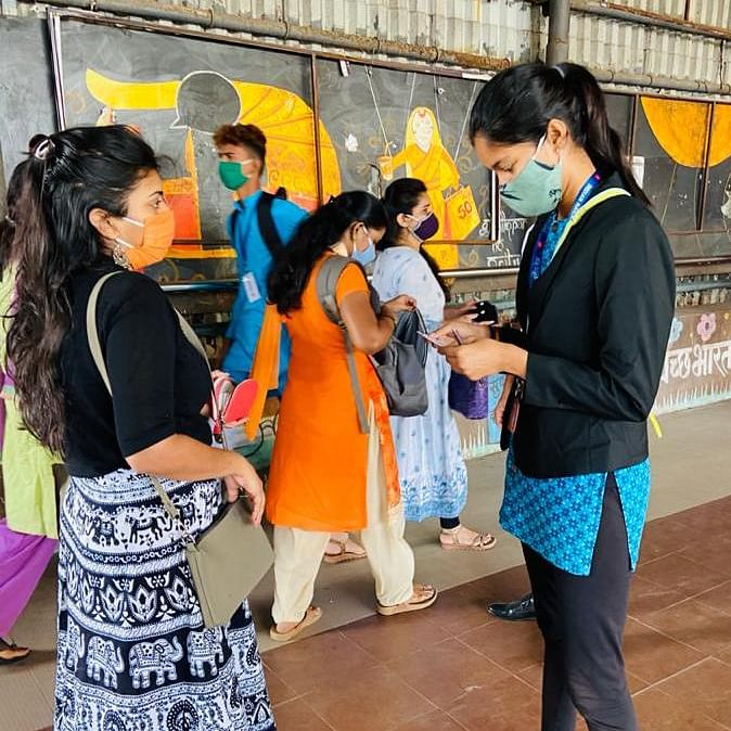 Central Railway's Mumbai Division forms Tejaswini, an exclusive ladies Ticket Checking Squads