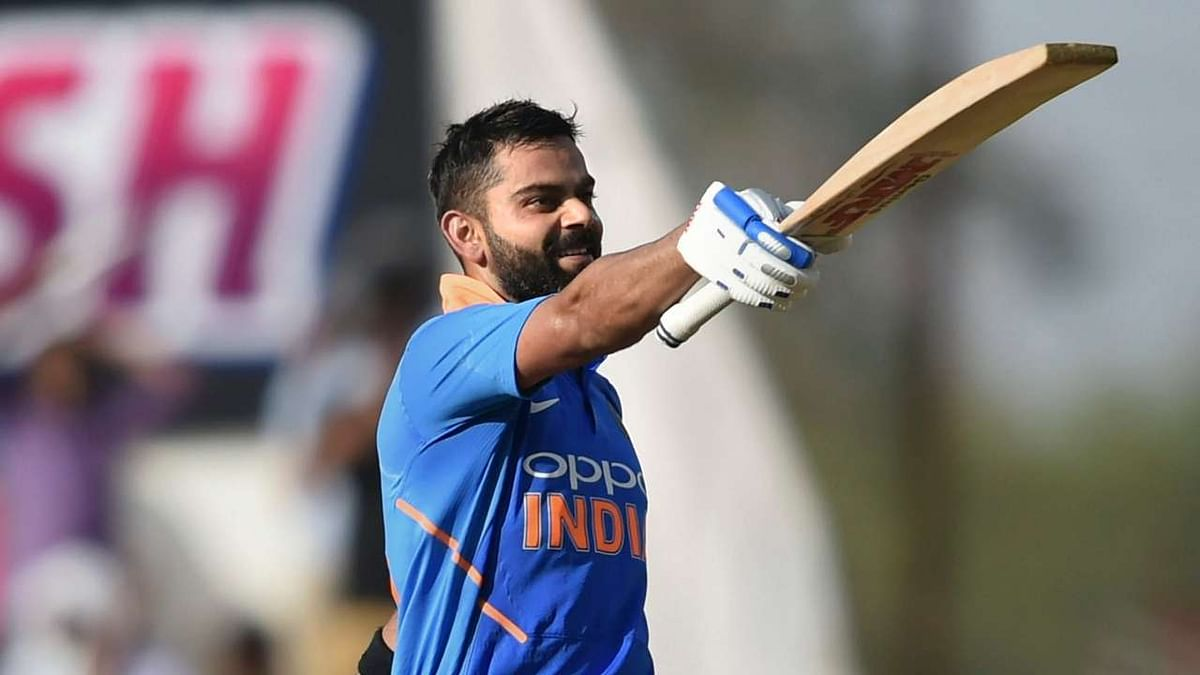India captain Virat Kohli