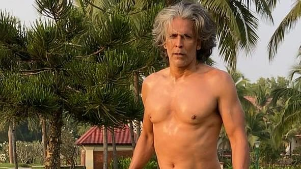 'Jennifer Lopez put up a naked picture on her 50th birthday': Milind Soman reacts to backlash over nude photo