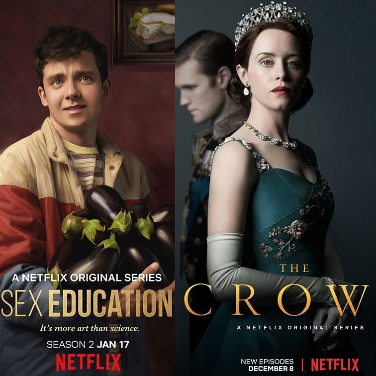 Free Netflix for all on Dec 5-6: From 'The Crown' to 'Sex Education' - Top 10 shows to binge-watch under 48 hours
