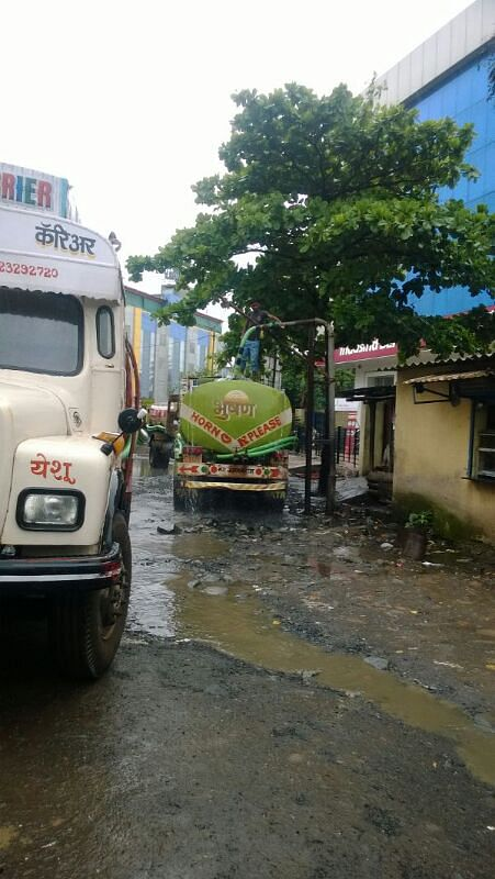 Mira Bhayandar: GPS system of private water tankers loses track; BJP smells scam