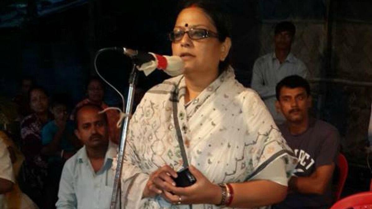 TMC Lok Sabha MP Kakoli Ghosh Dastidar