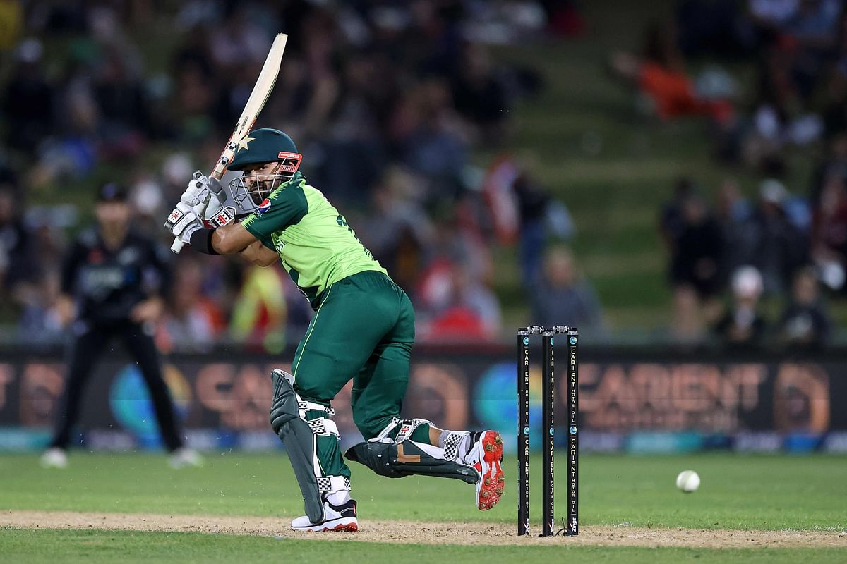 Mohammad Rizwan steers Pakistan to a four-wicket win over New Zealand in 3rd Twenty20