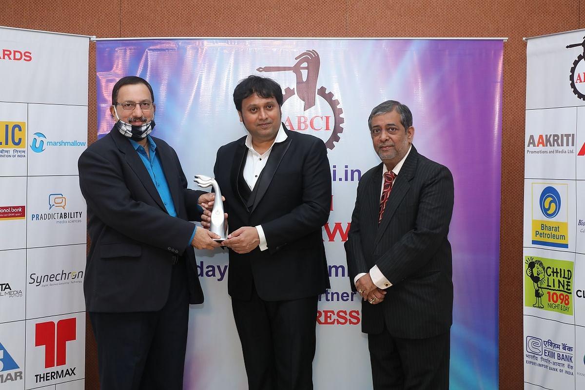OPPI bags an award