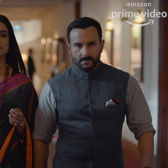 'Tandav' row: Mumbai Police registers offence against Saif Ali Khan and others