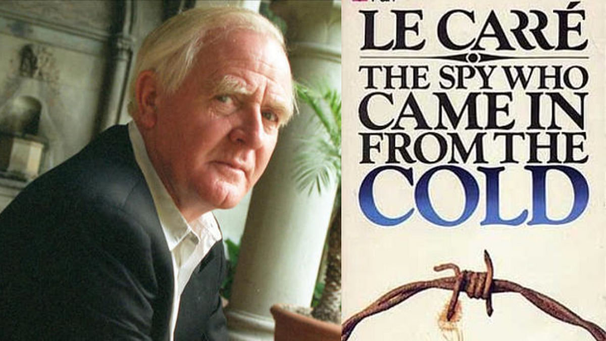 """In classics such as """"The Spy Who Came in from the Cold"""", Le Carre combined terse but lyrical prose with the kind of complexity expected in literary fiction"""