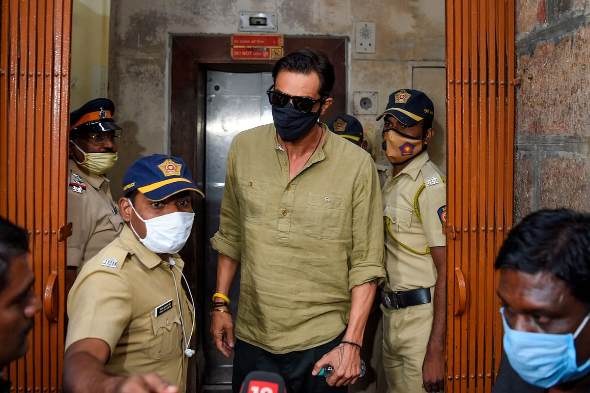 Actor Arjun Rampal questioned by Narcotics Control Bureau after fresh findings revealed alleged discrepancies