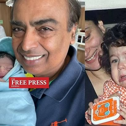 Will Akash-Shloka's son replace Taimur Ali Khan as national baby crush?