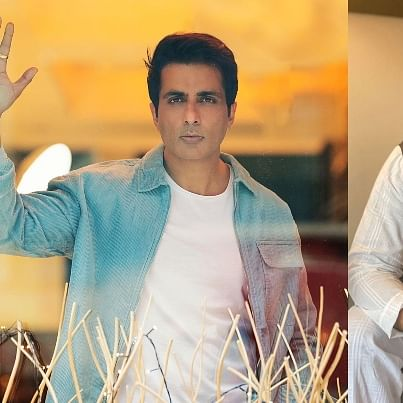 'I am No Messiah': Amit Sadh praises Sonu Sood's autobiography, reveals the actor gave him his first break