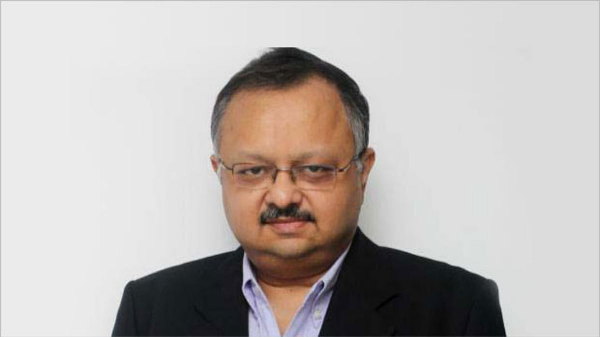 Partho Dasgupta, former Chief Executive Officer (CEO) of BARC India