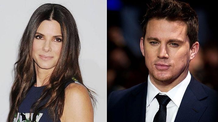 Channing Tatum in final talks to star opposite Sandra Bullock in 'The Lost City of D'