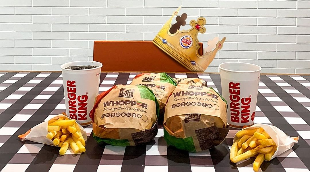 Burger King apologises after Women's Day campaign goes wrong; Twitter divided on issue