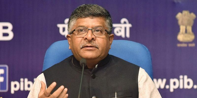 Digital India delivered outcomes effectively, substantially amid pandemic: Ravi Shankar Prasad