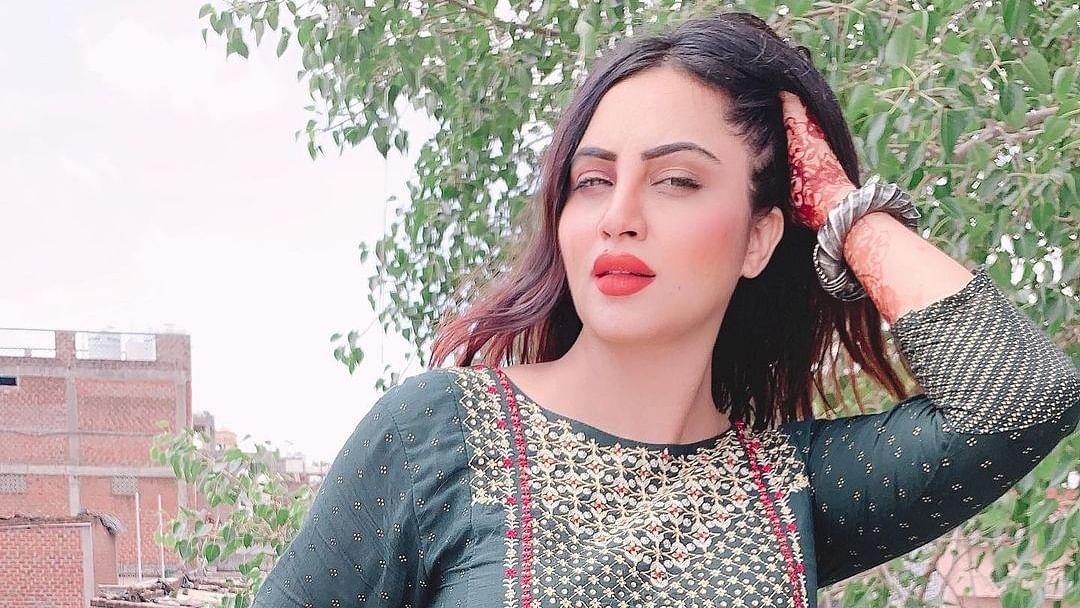 Bigg Boss 14: Arshi Khan admits getting lip filler, says Rakhi Sawant took her to doctor