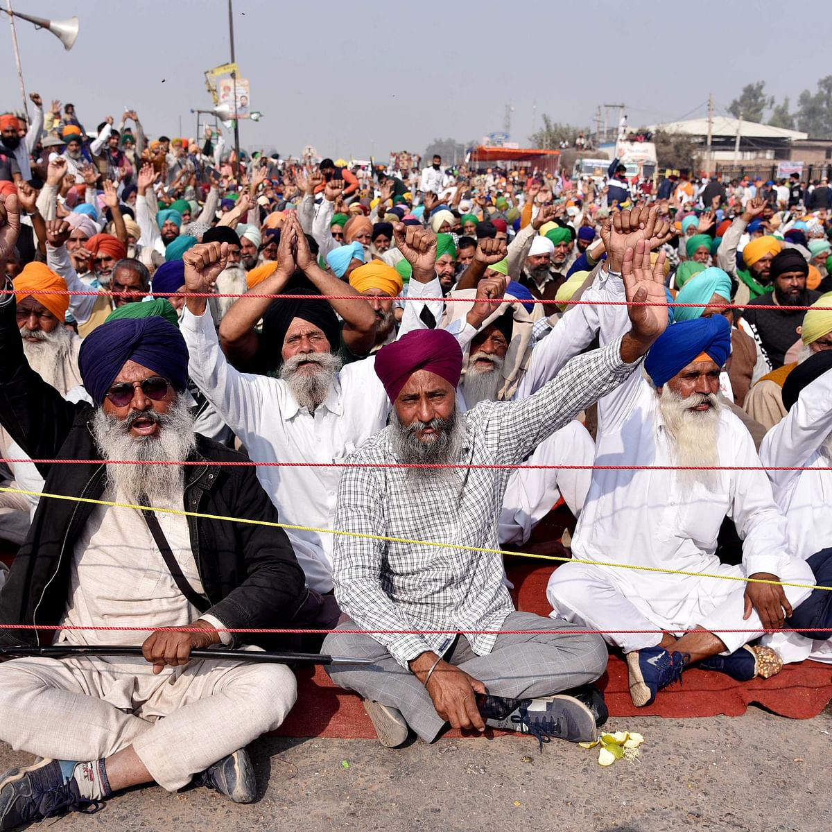 'Govt should not indulge in divisive agenda': Farmers ahead of talks today