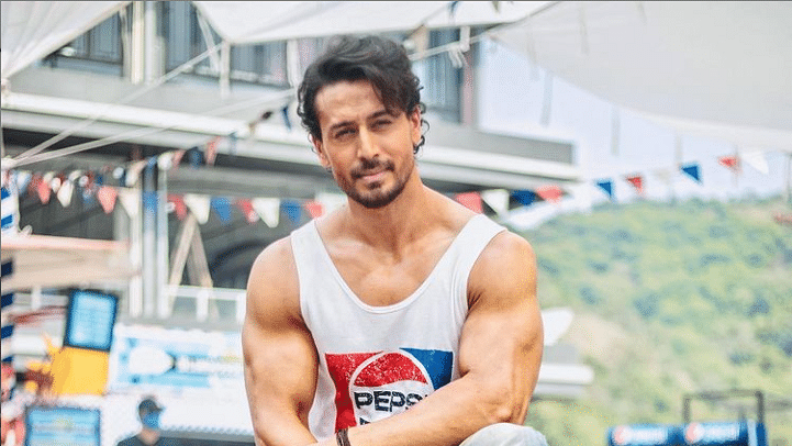 Watch: Tiger Shroff nails flying kick in latest Instagram post