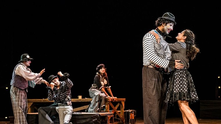 Talking Theatre: Rajat Kapoor's play 'I Don't Like It As You like It' set for a virtual debut
