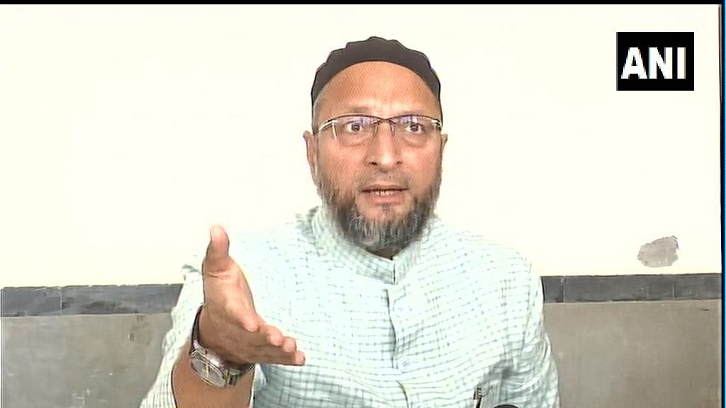 Asaduddin Owaisi hits out at BJP-ruled states, says 'make law for MSP and employment, not Love Jihad'