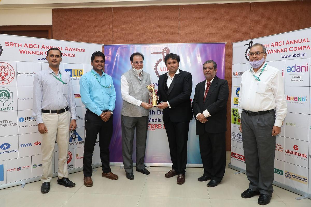 IDBI bags an award
