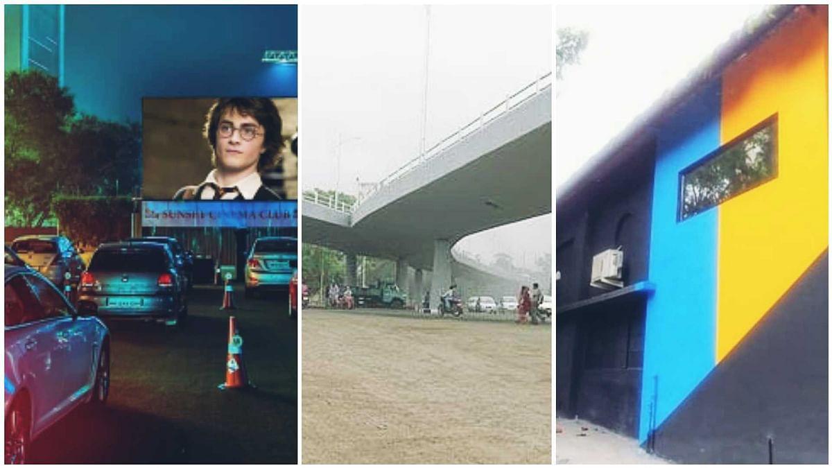 From drive-in theatre to reduced traffic – Things that happened in Pune in 2020