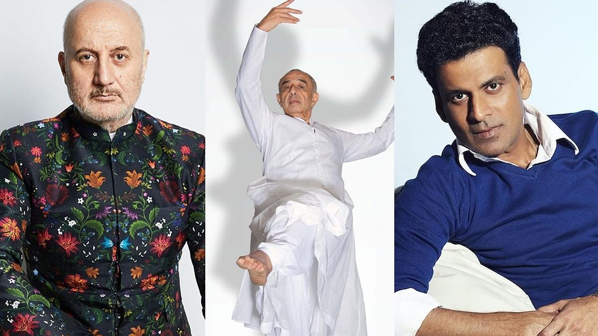 Anupam Kher, Manoj Bajpayee, and others mourn dance pioneer Astad Deboo's demise