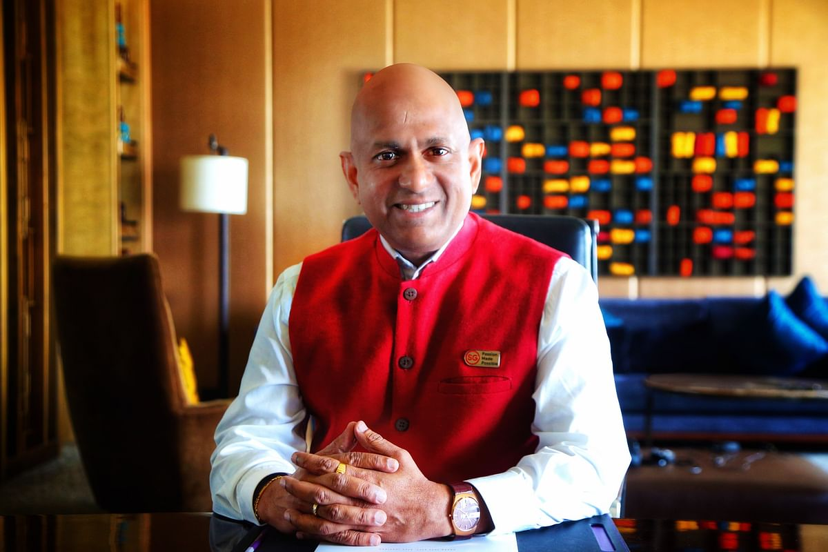 BrandSutra: People matter the most, says GB Srithar of Singapore Tourism Board