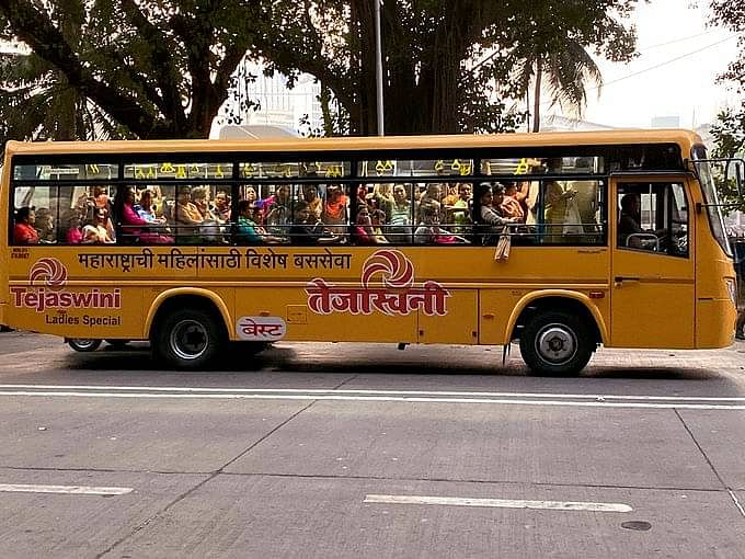 Men allowed in women-only BEST buses on humanitarian grounds: Officials