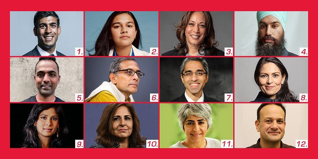 How many of these 12 Indian-origin international icons can you name? Anand Mahindra has a reward waiting for you