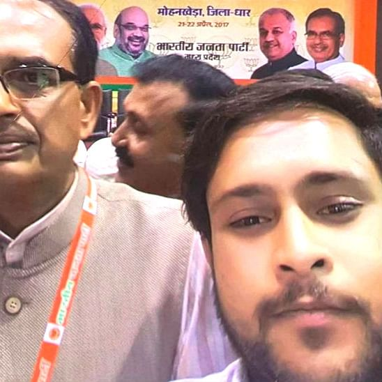 Madhya Pradesh: Son of drug mafia is BJP activist, patronised by various leaders, alleges Congress
