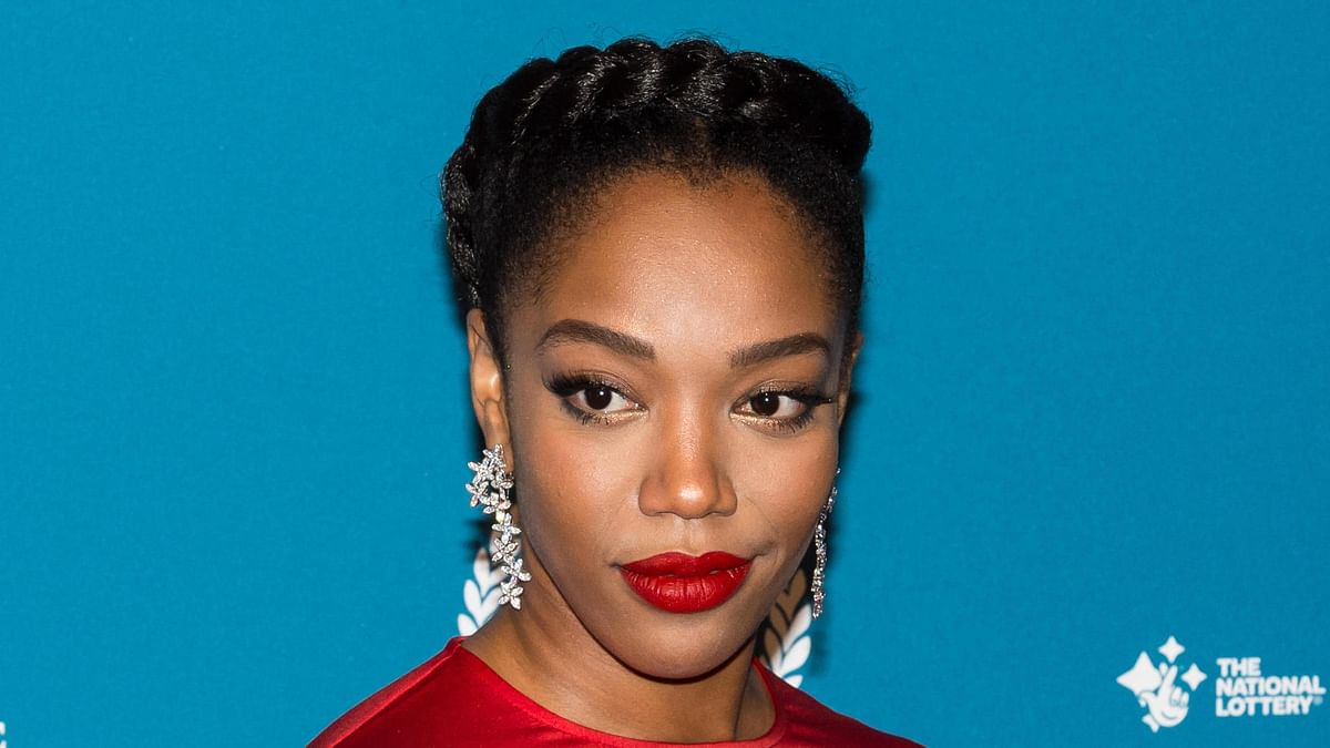 Actress Naomi Ackie is set to portray Whitney Houston in an upcoming musical biopic of the late singer.