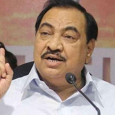 ED arrests NCP leader Eknath Khadse's son-in-law in Pune land deal case