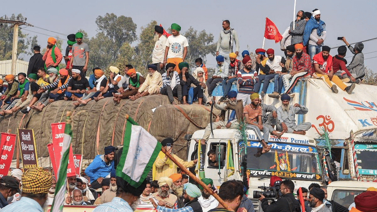 Farmers play hardball, call for 'Bharat Bandh' on Tuesday