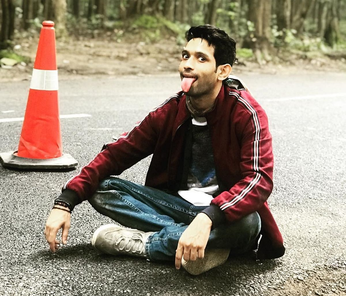 Actor Vikrant's  hacked social media account restored in 2 days