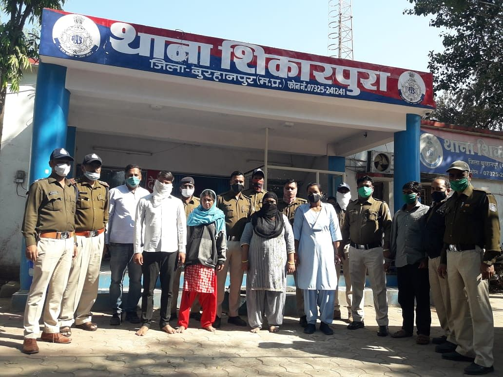 Madhya Pradesh: Four arrested for assaulting municipal sub engineer in Burhanpur