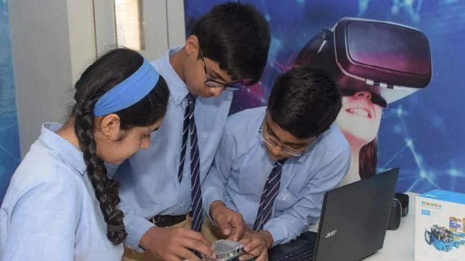 Technology in Education & Educational Initiatives: Podar Innovation Centre