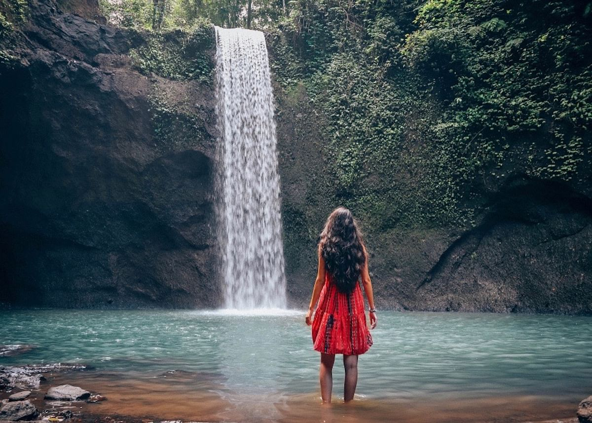 Life lessons one can learn from a waterfall