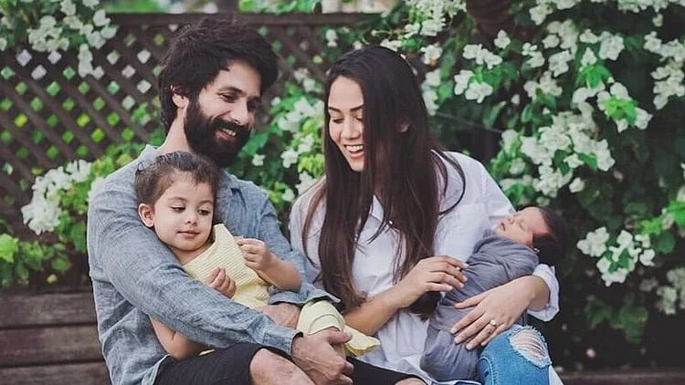 Shahid Kapoor's wife Mira Rajput expecting her third baby? Check out her answer