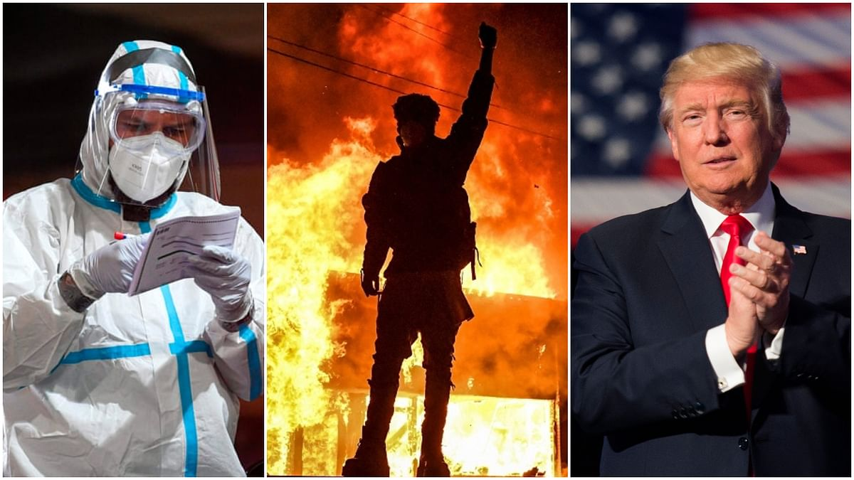 From Black Lives Matter to US Elections: Top 5 stories that gripped the world in 2020