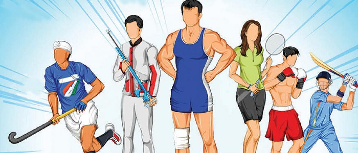 Is it appropriate to term Indian sports as a sunrise industry?