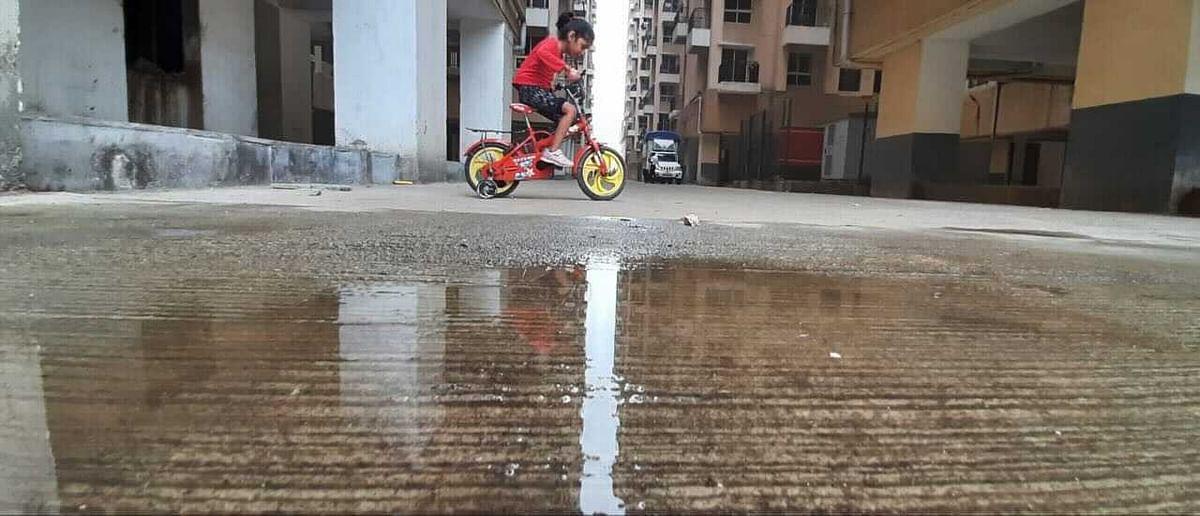 Mumbai weather update: City receives light showers; IMD says Maharashtra likely to receive light to moderate rainfall next three days