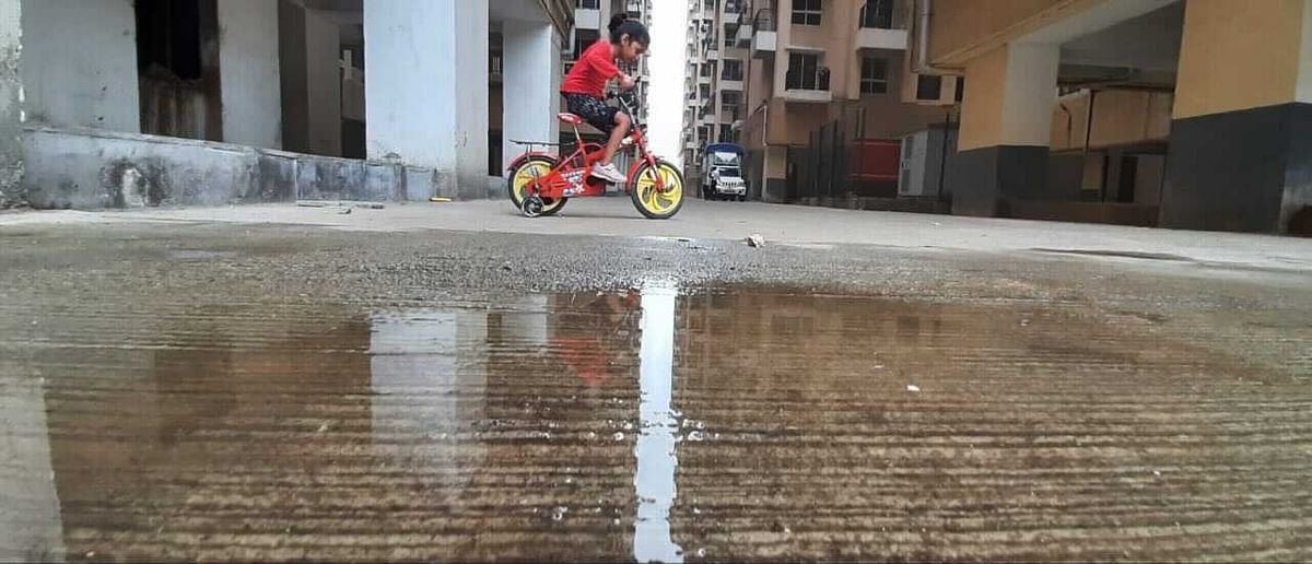 Mumbai weather update: IMD predicts one or two spells of light to moderate rain in city and suburbs today