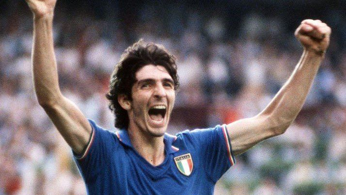 Tribute to the Italian legend: Watch all six 1982 World Cup goals from Golden Boot winner Paolo Rossi