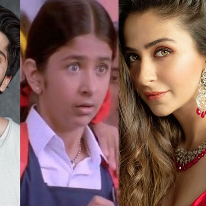19 years of 'Kabhie Khushi Kabhie Gham': From Jibraan Khan to Malvika Raaj - here's how K3G child artists look now