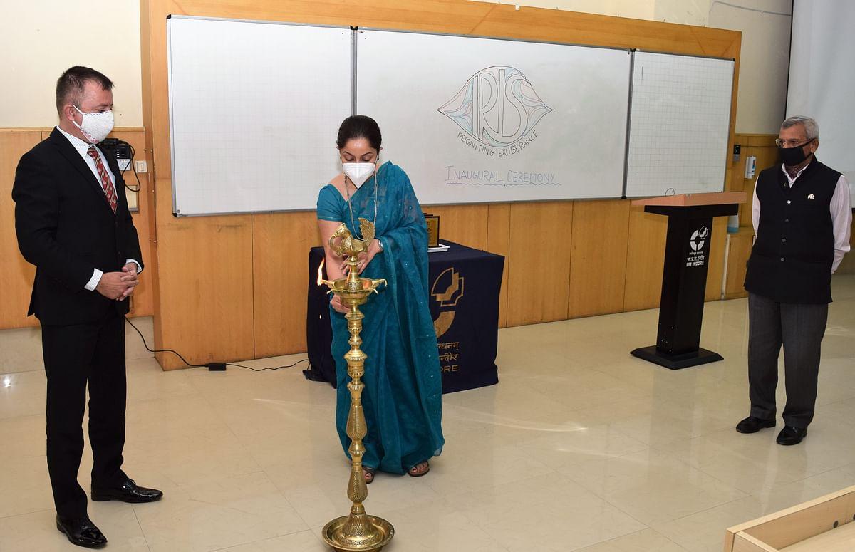 Inauguration of IRIS-2020