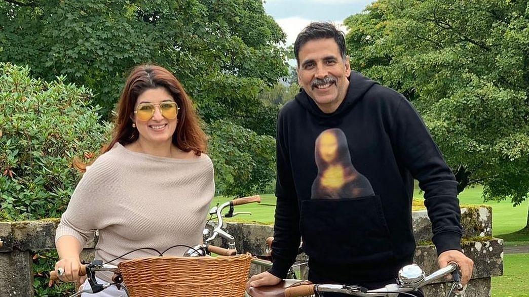 Akshay Kumar pens adorable birthday wish for wife Twinkle Khanna