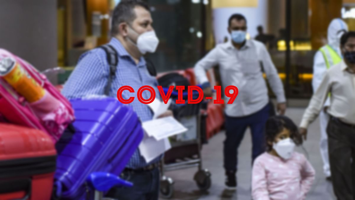 Maharashtra: UK returnee tests COVID-19 positive in Aurangabad